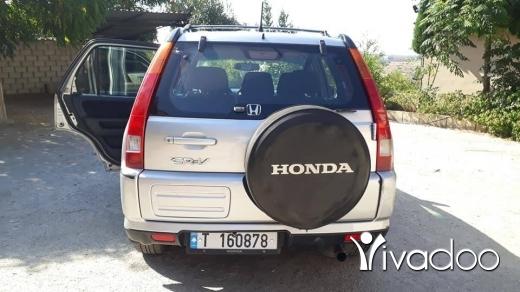 Honda in Berqayel - CRV 2004