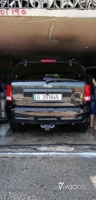 Jeep in Beirut City - Grand Cherokee 2005 laredo