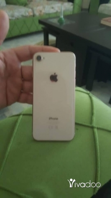 Apple iPhone in Tripoli - iphone 8 ros gold 64 giga 600 alf