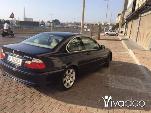 BMW in Beirut City - ٣٢٥ موديل ٢٠٠٢