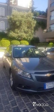 Chevrolet in Beirut City - Chevrolet Cruze