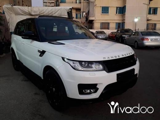 Land Rover in Beirut City - RANGE ROVER SPORT V8