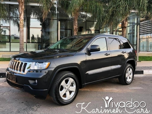 Jeep in Beirut City - JEEP GRAND CHEROKEE Model: 2011