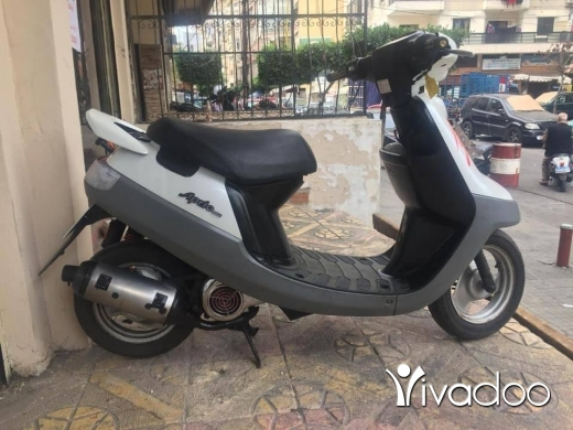 Yamaha in Beirut City - Motorcycle