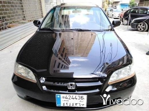 Honda in Dekouaneh - Honda accord exl 1999