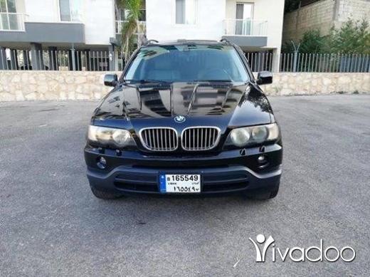 BMW in Nabatyeh - X5 2001