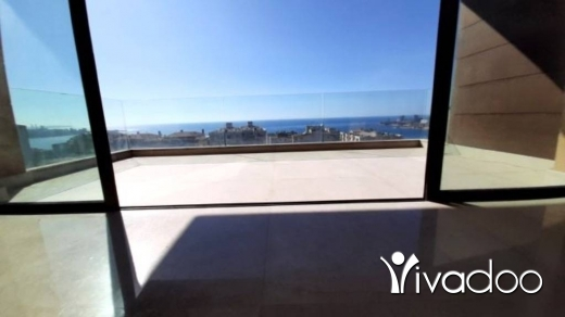 Apartments in Sahel Alma - A 250 m2 apartment having an open sea view for sale in Sahel Alma