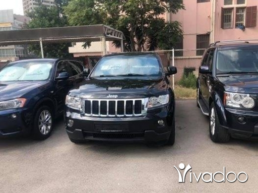 Jeep in Sin el-Fil - grand cherokee 2012 clean carfax