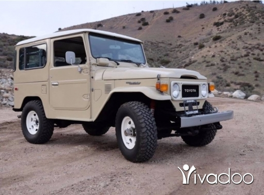 Toyota in Achrafieh - Last breed original japanse warrior fj40 landcruiser 1983 legacy
