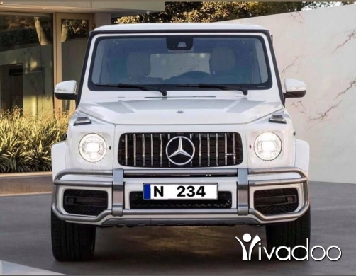 Mercedes-Benz in Port of Beirut - for sell