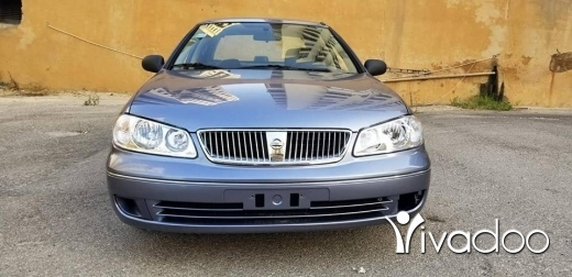 Nissan in Port of Beirut - 2004 Nissan Sunny