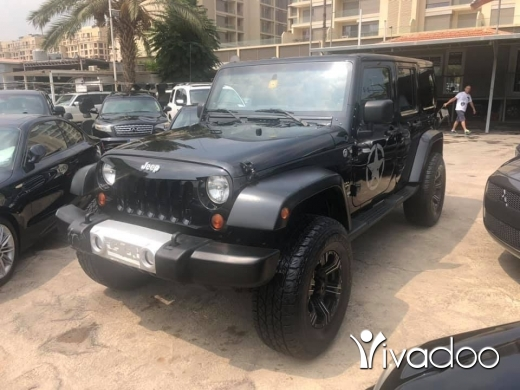 Jeep in Dbayeh - Wrangler unlimited sahara 2012