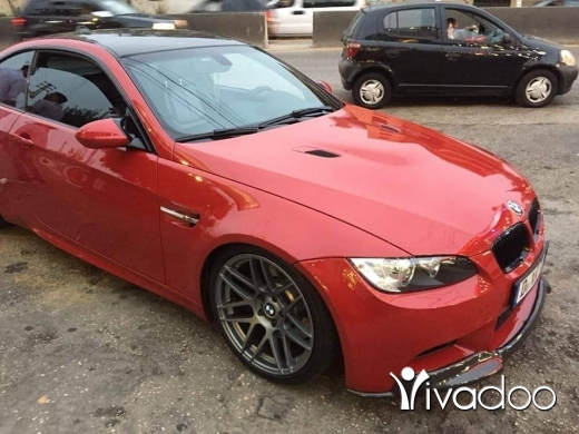 BMW in Beirut City - E92 M3 2011