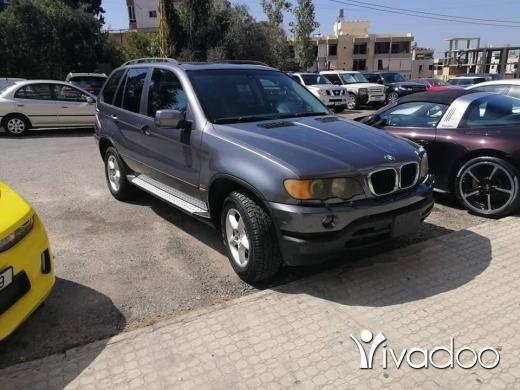 BMW in Saida - x5 2003 3.0