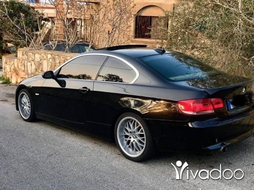 BMW in Sour - BMW 335i twin turbo M3