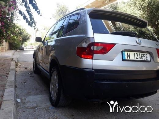 BMW in Sour - X3 2005 mw