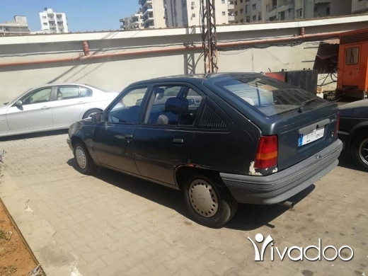 Opel in Beirut City - Opel Kadet 87