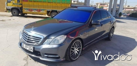 Mercedes-Benz in Bekka - e350 full zaweyed