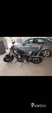 Barossa in Tripoli - Harley-Davidson