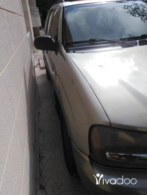 Chevrolet in Port of Beirut - Chevrolet model 2002