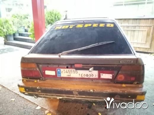 Nissan in Baalback - نيسان قابل دكيش