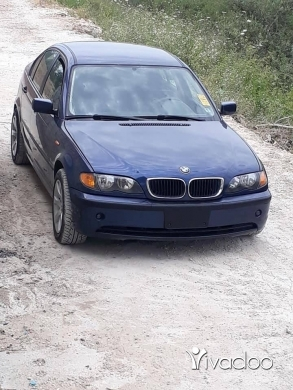 BMW in Beirut City - بي ام نوبوي 318 اتمتيك 4 سلندر مودل 2004