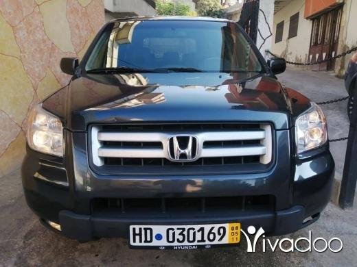 Honda in Deir Ammar - هونداي جيب انقاد مفول للبيع او موقايضة عا مرسادس