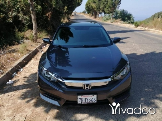 Honda in Dahr el-Ain - Honda civic 2016