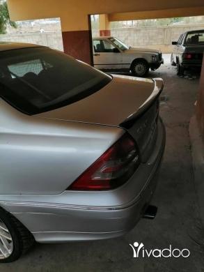 Mercedes-Benz in Majd Laya - C320 2001marcedes