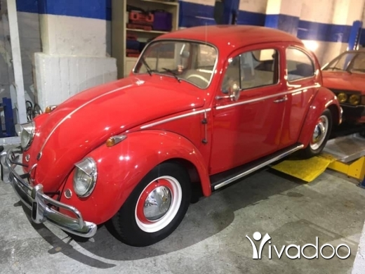 Volkswagen in Zouk Mikaël - Beetle model 1965