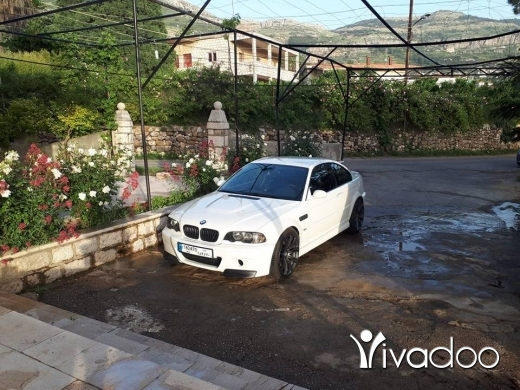 BMW in Metn - M3 e46 2003