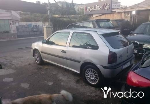 Volkswagen in Port of Beirut - Car golf