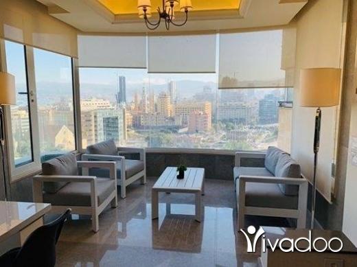 Apartments in Beirut City - شقه فخمه للبيع بسعر مغري في وسط البلد