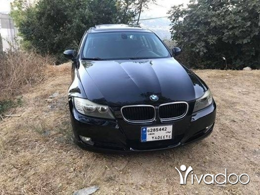 BMW in Sin el-Fil - bm 328i 2009 black black