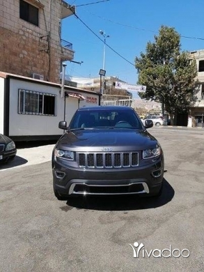 Jeep in Beirut City - cherokee laredo 2014