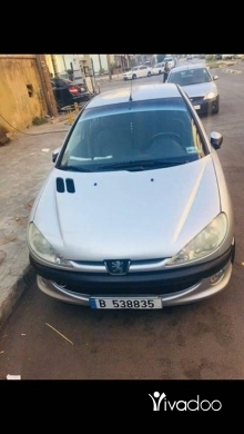 Peugeot in Tripoli - car