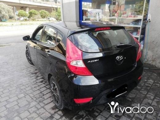 Hyundai in Aramoun - Hyundai accent 2014 full options for sale 8700$ 5ara2a ma bada lira 03018932 aramoun day3a