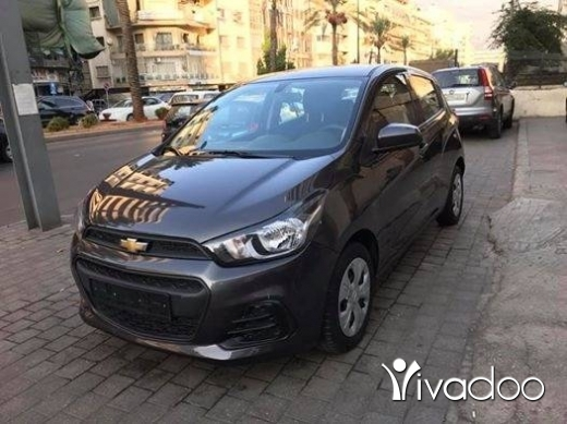 Chevrolet in Beirut City - Chevrolet spark model 2016 full automatic 45000 km sper clean no accident☎️☎️