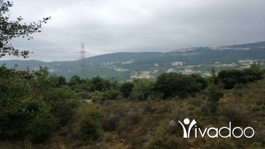 Land in Zebdine - Land for Sale Zebdine Jbeil Area 1100 Sqm