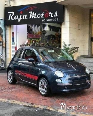 Fiat in Beirut City - Fiat 500 2009