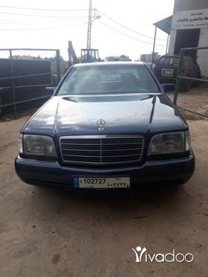 Mercedes-Benz in Zgharta - شبح ٥٠٠ se موديل ٩٢ كيان شركي☎️٠٣٩٣٤٩٩٣