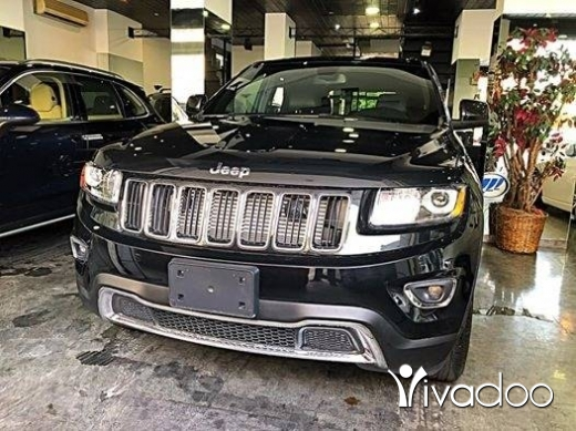 Jeep in Beirut City - 2015 Jeep Grand Cherokee