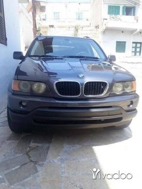BMW in Zgharta - X5 2003 . Boya jdide . 3.0☎️03934993