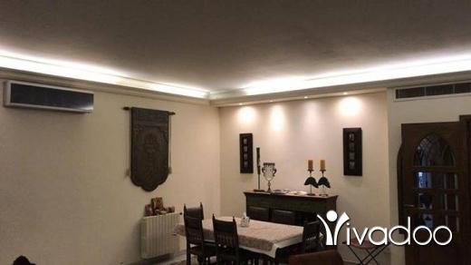 Apartments in Fanar - للبيع شقة مميزة جدا في الفنار ٢٢٥ م من الداخل + تراس و حديقة ١٥٠ م مسبح منظر خيالي تل 81894144