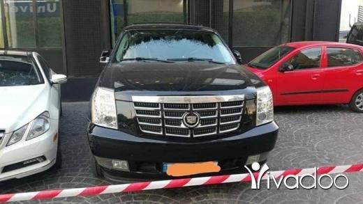 Cadillac in Beirut City - Cadillac Escalade