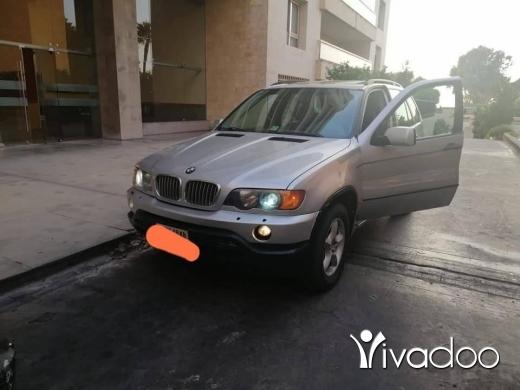 BMW in Saida - x5 2001 3.0