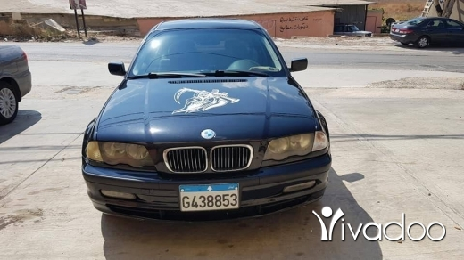 BMW in Majd Laya - Bmw new boy 316
