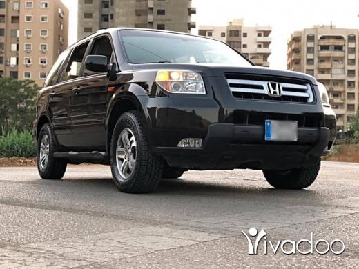 Honda in Tripoli - Honda MR - V model 2008