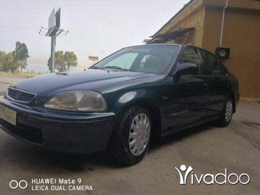 هوندا في ضبيه - Honda Civic 1998 in great condition