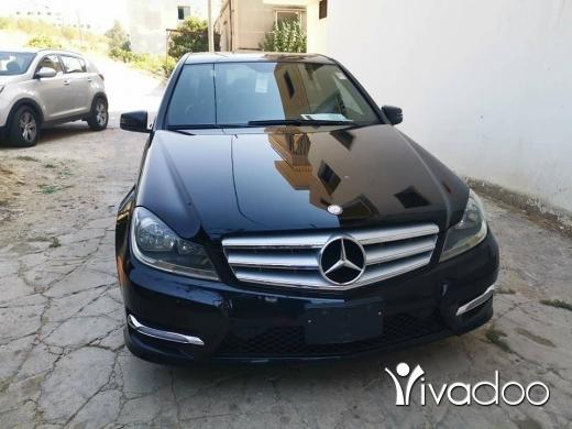 Mercedes-Benz in Beirut City - C300 Mercedes